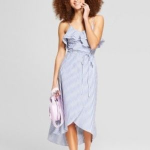 A New Day belted maxi dress